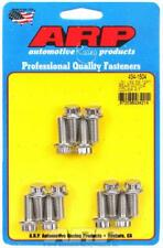 Arp 434 1504 Rear Timing Cover Bolt Set Polished 12pt Stainless Gm Gen Iiiiv Ls