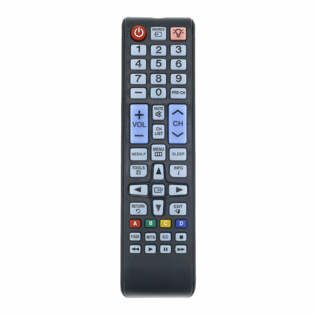 New Replacement Remote Control for Samsung PN51E450A1FXZA TV