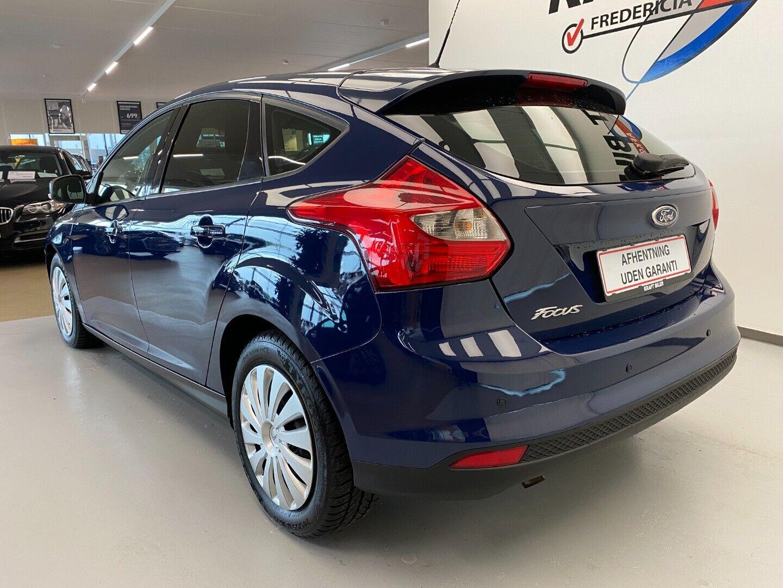 Billede af Ford Focus 1,6 TDCi 115 Trend