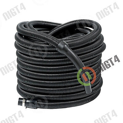 Central VacVacuum 50/'ft Crush-Proof Non-Electric Hose Quality//High Performance!