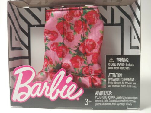 NEW Barbie Fashion SkirtPink Floral Ruffle SkirtBarbie Doll Skirt