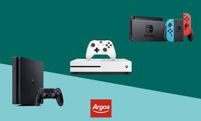Gaming at Argos: Load. Play. Win. Repeat