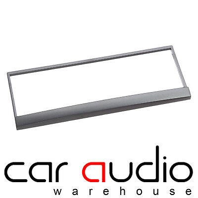 Autoleads FP-20-00 Skoda Fabia 1999/> Onwards Black Single Din Facia Fascia Plate
