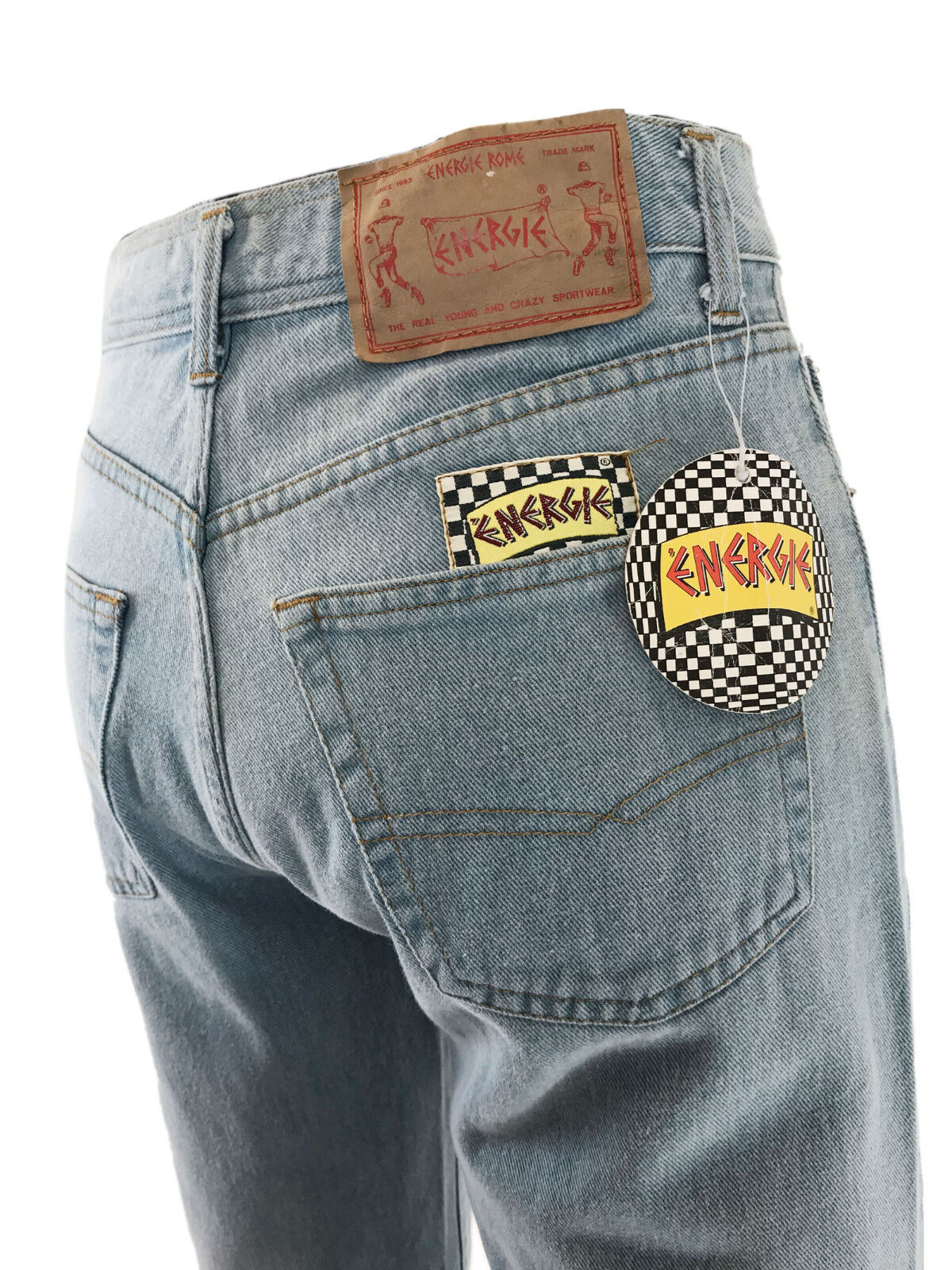Energie Karpacho Vintage Light Jeans (Late Eighties)