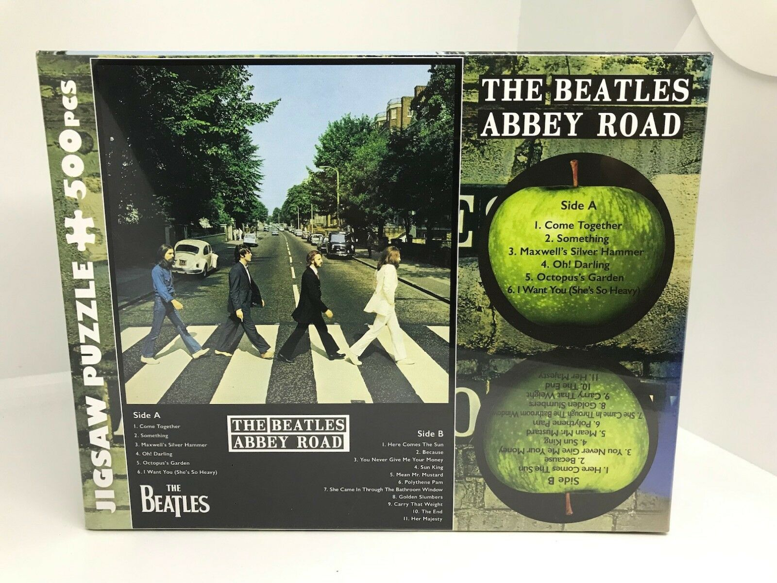 Abbey strada 500 Piece Jigsaw  Puzzle The Beatles nuovo Japan Gift F S  presa