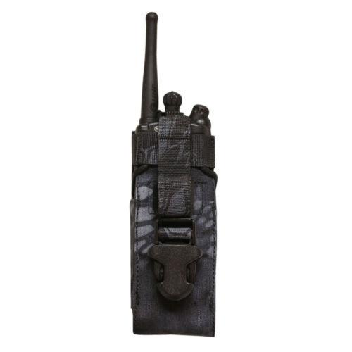 O.P.S//UR-TACTICAL FP RADIO POUCH FOR MOTOROLA XTS3000//5000 IN KRYPTEK-TYPHON