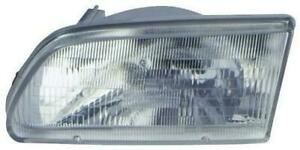 1995-1996 Toyota Tercel Headlight Driver Side Canada Preview