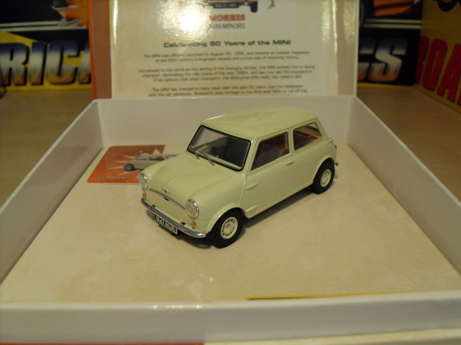Scalextric C2980a Mini 50 Years Limited Ed Model - Brand New in Box.