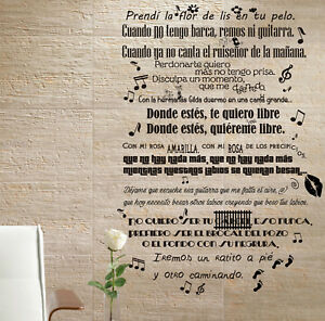 Vinilo decorativo #941# MANOLO GARCIA SEPTIMA PARTE