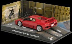Lamborghini-Diablo-Bond-1-43-Brand-New