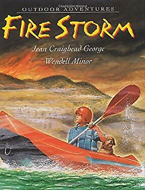 Fire Storm by George, Jean Craighead