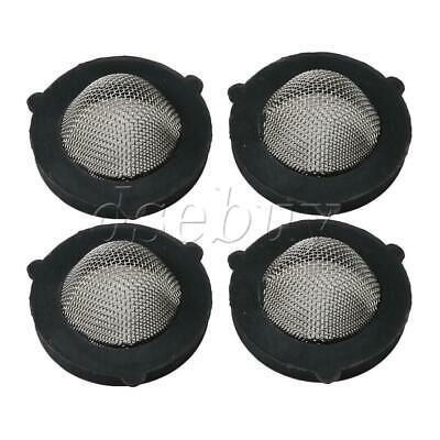 4pcs 285452RP Washer Inlet Hose Screen Repair Kit O-Rings with Screens