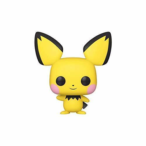 Funko Pop! Games Pokemon-Pichu #579 (Importación USA) ACC NUEVO
