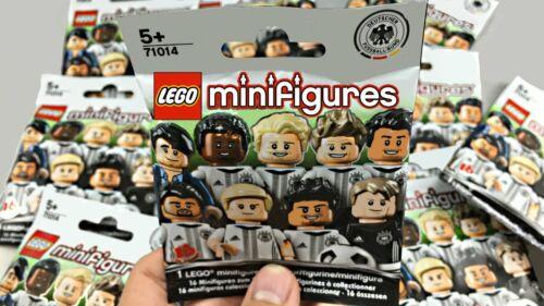 Lego ® Minifigure Figurine Série Mannschaft Equipe Foot Choose Minifig NEW