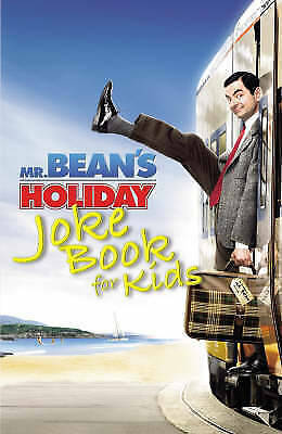 Mr Bean's Holiday Joke Book by Rod Green (Paperback, 2007)