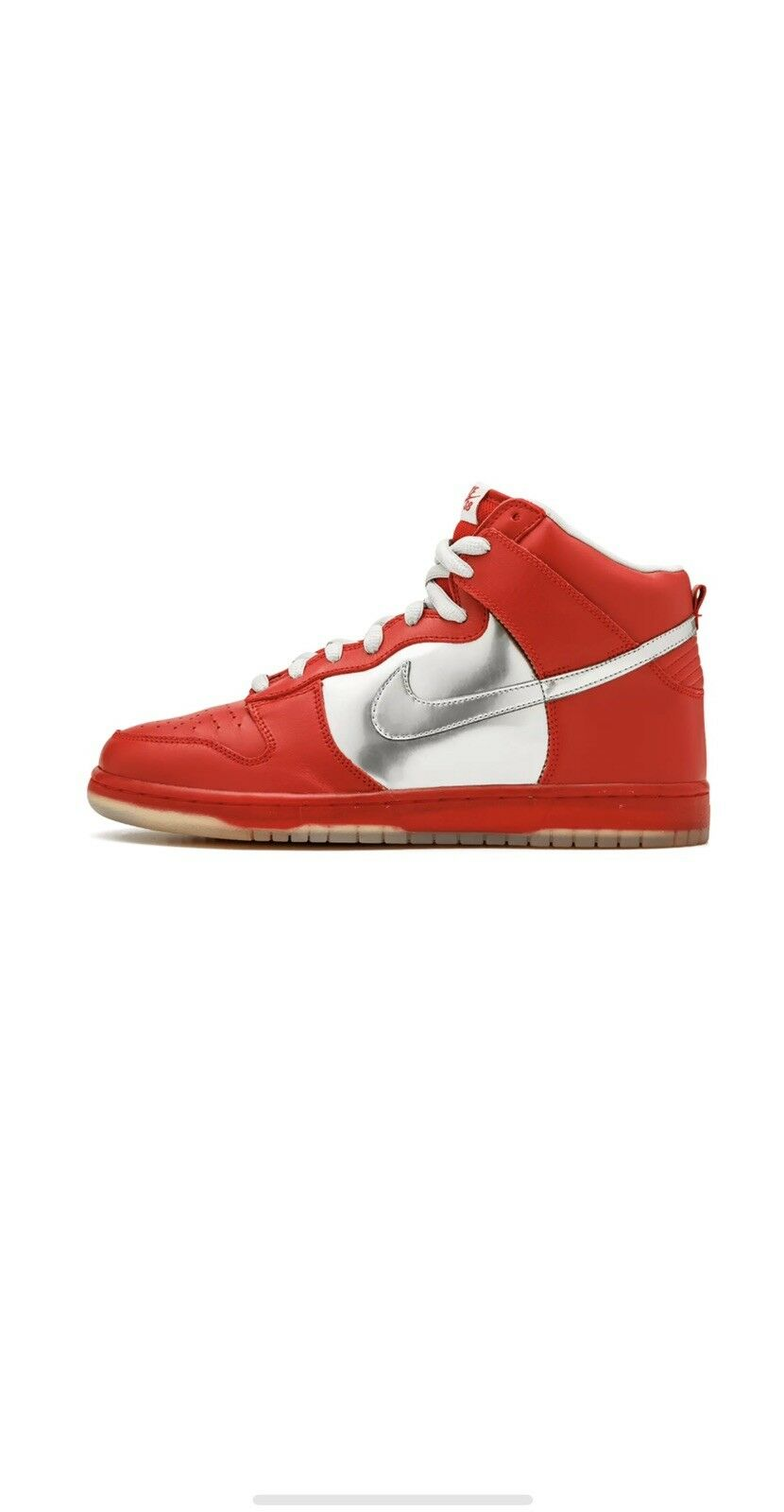 Nike SB Dunk  Mork and Mindy  Size 11 Varsity Red Chrome 313171-002 New