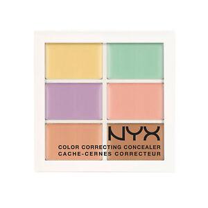 color correcting concealer palette