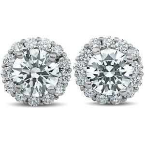 G-SI-2-20-Ct-Halo-Diamond-Studs-14k-White-Gold-Enhanced-10mm