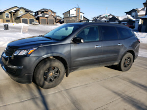 Chevy Traverse LS 2013 low K