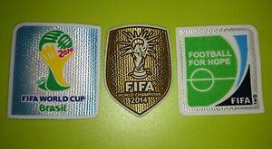 FIFA-2014-WM-2-Arm-Patch-Badges-Winner-Badge-Fuer-DFB-Deutschland-Trikot