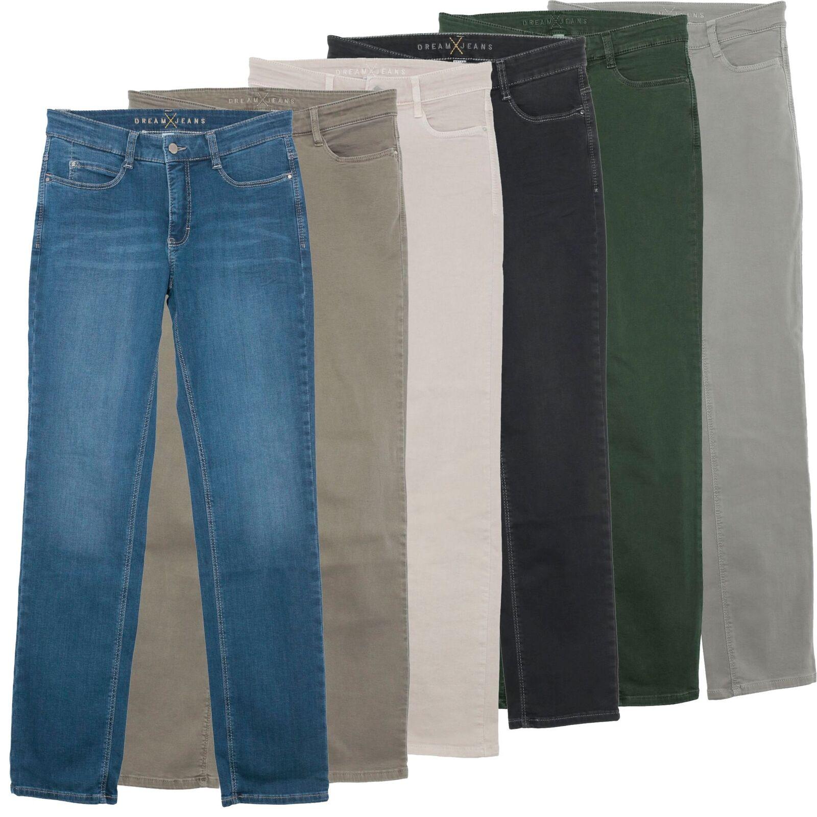 MAC Jeans Dream 0355 5401 Damen Hose Stretch Denim Pants