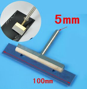 Electric shovel separation LCD glass eradicate UV glue for 60W soldering iron