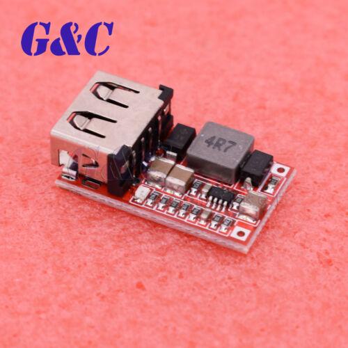5PCS Fine 6-24V 12V//24V to 5V 3A CAR USB Charger DC Buck step down Converter