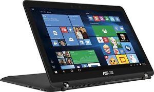 """New Asus Q524U 15.6""""FHD 2in1 Touch i7-7500U 3.5GHz 16GB DDR4 2TB HD 940MX2GB W10"""