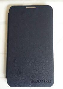 OEM-Original-Samsung-Galaxy-Note-Protective-Flip-Case-Cover-Black-New