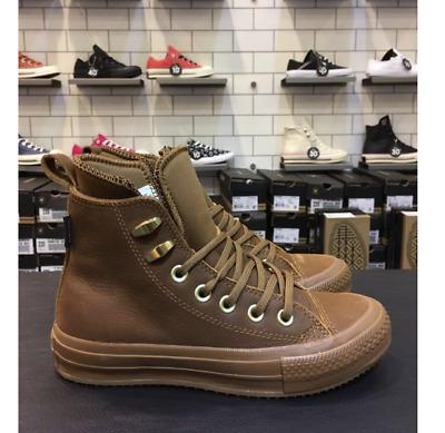 Converse Chuck Taylor All Star Waterproof Boot Sneakers Nubuck 557946c Sz4 12 | eBay