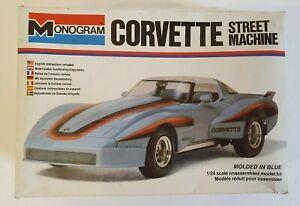 MONOGRAM CORVETTE STREET MACHINE 1/24 2259 MODEL KIT