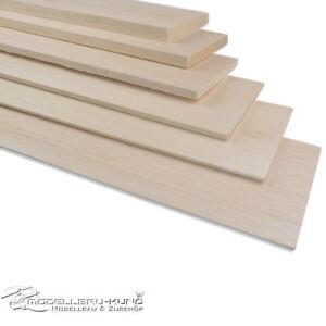 Balsa-madera-balsa-balsabrett-balsabrettchen-100mm-x-1000mm-elegibles-1-0mm-30-0mm