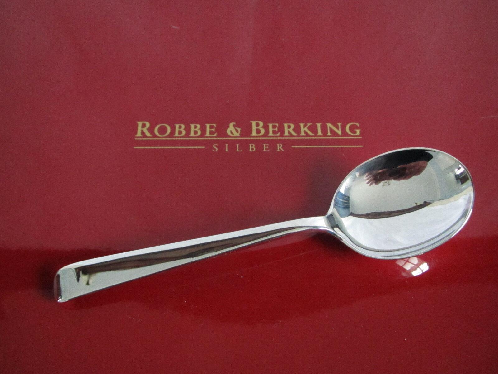 Robbe & Berking Tassenlöffel Tassenlöffel Tassenlöffel  ALTA 925er Sterling Silber | Moderner Modus  d959e1
