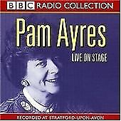 Pam Ayres - Live on Stage (AUDIO CD) . FREE UK P+P .............................