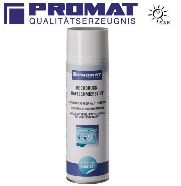 """PROMAT CHEMICALS """"Hochdruck HHS Haftschmierstoff 2000"""" in 500 ml Spraydose"""