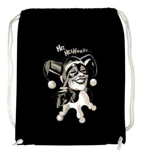 Harley Quinn Turnbeutel Blackcomic neu joker batman