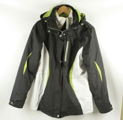 0278fbf51 Mens Classicsports Techwear Jacket Detachable In Line Size M With Hoodie |  eBay