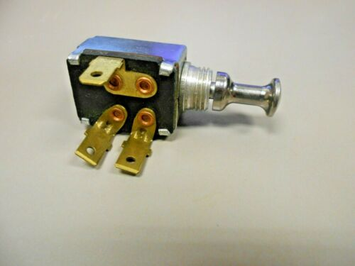 3 Post No Mounting Bolts! Details about  /Cole Hersee 3 Position Pull Switch