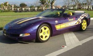 1998 Chevrolet Corvette LS1 Pace Car Convertible