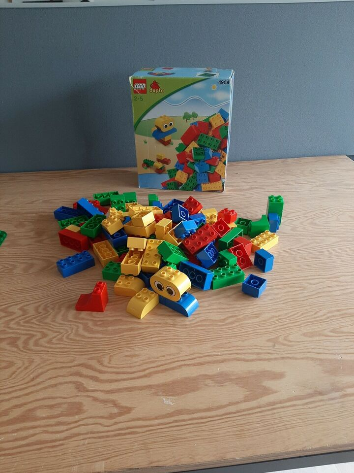 Lego Duplo, Lego Duplo, 4908