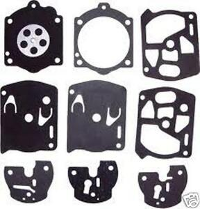 Carburetor Gasket & Diaphragm Kit FOR WALBRO D10-WS