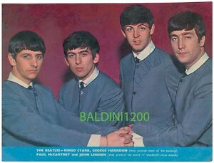 THE-BEATLES-SIGNED-10X8-PHOTO-GREAT-STUDIO-IMAGE-LOOKS-GREAT-FRAMED