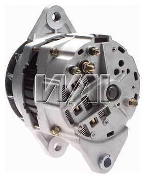 160 AMP DELCO HEAVY DUTY ALTERNATOR 14.6V 1 W 21SI
