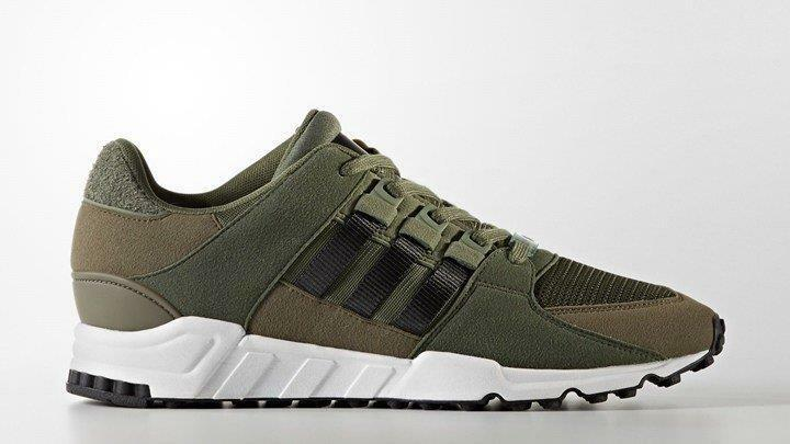ADIDAS ORIGINALS EQT SUPPORT RF BY9628 ST. MAJOR/WHITE/BLACK/BRANCH/GREEN/BROWN