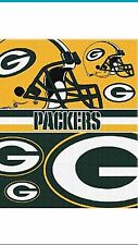 "Green Bay Packers 54""x 68"" Cotton Velour Beach Towel Blanket"