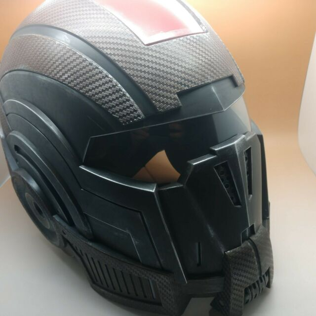 Mass Effect Legendary Cache N7 Helmet with Spinner Pin Set NO GAME OR STEELBOOK