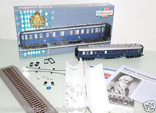 Roco Spur H0 44810 Prinzregentenwagen 6achs. der K.Bay.Sts.B. in OVP (LL555)