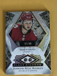 19-20-UD-RC-Black-Diamond-Barrett-Hayton-Diamond-Relic-Rookies-87-99