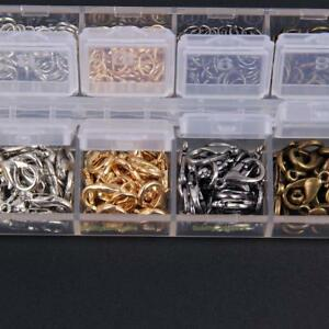 120pcs-Lobster-Clasps-and-840pcs-Jump-Rings-DIY-Accessories-for-Vintaged-Jewelry