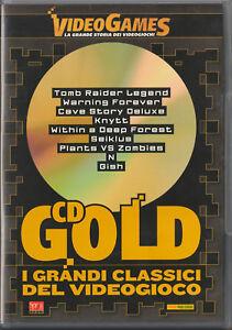 CD-I-Grandi-Classici-del-Videogioco-Plants-Vs-Zombies-Tomb-Rider-Demo-ITALIANO